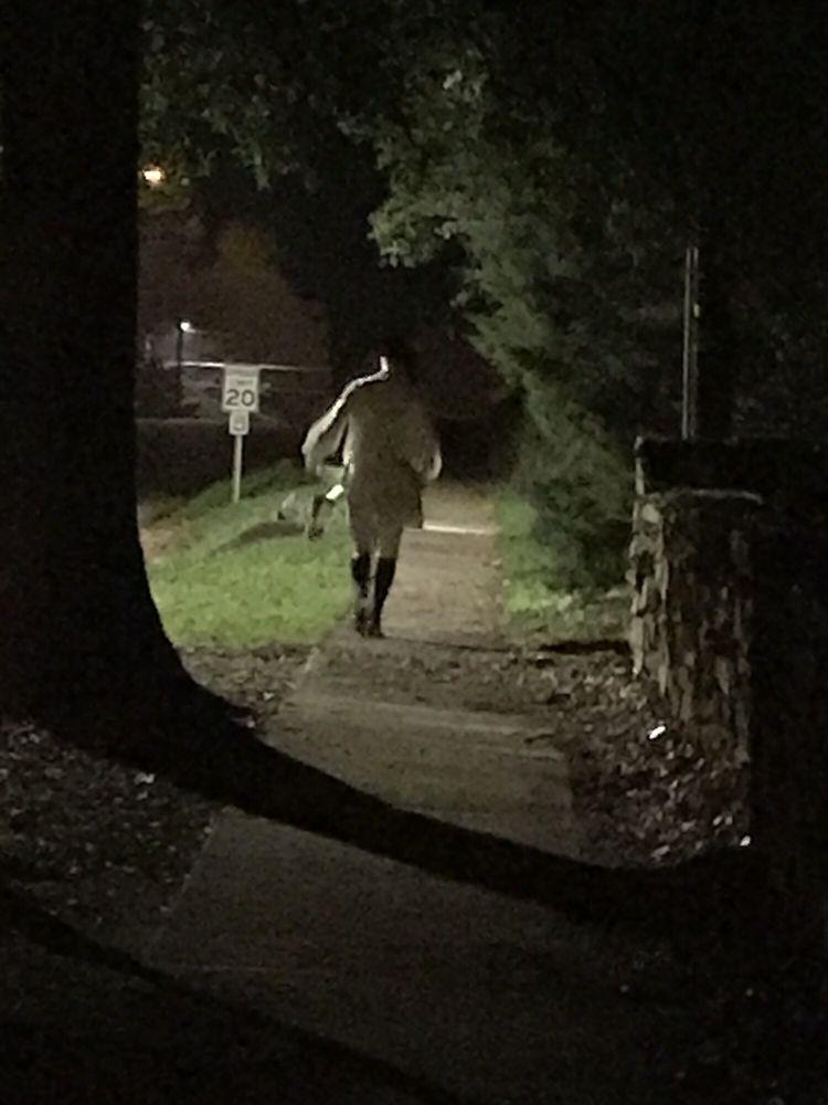 Haunted Hillsborough: Nash And Kollock St, Hillsborough, NC
