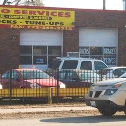 Auto Repair Chicago >> Lara Auto Service 12 Reviews Auto Repair 5335 W 63rd St