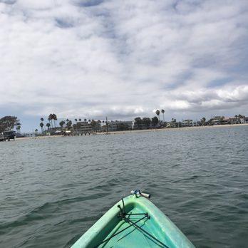 Photo Of Kayaks On The Water Long Beach Ca United States Very