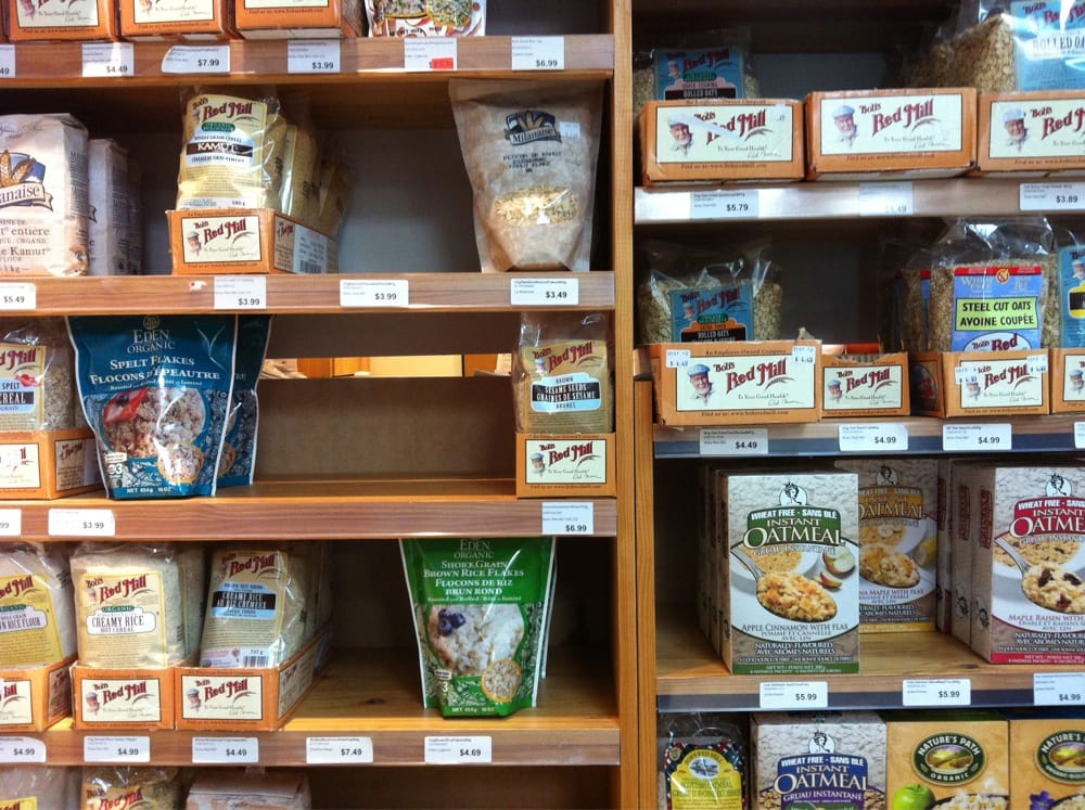 Qi Natural Food Bloor