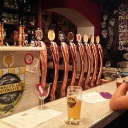 Birra Italian Craft Beer Bier Bar Prenzlauer Allee 198