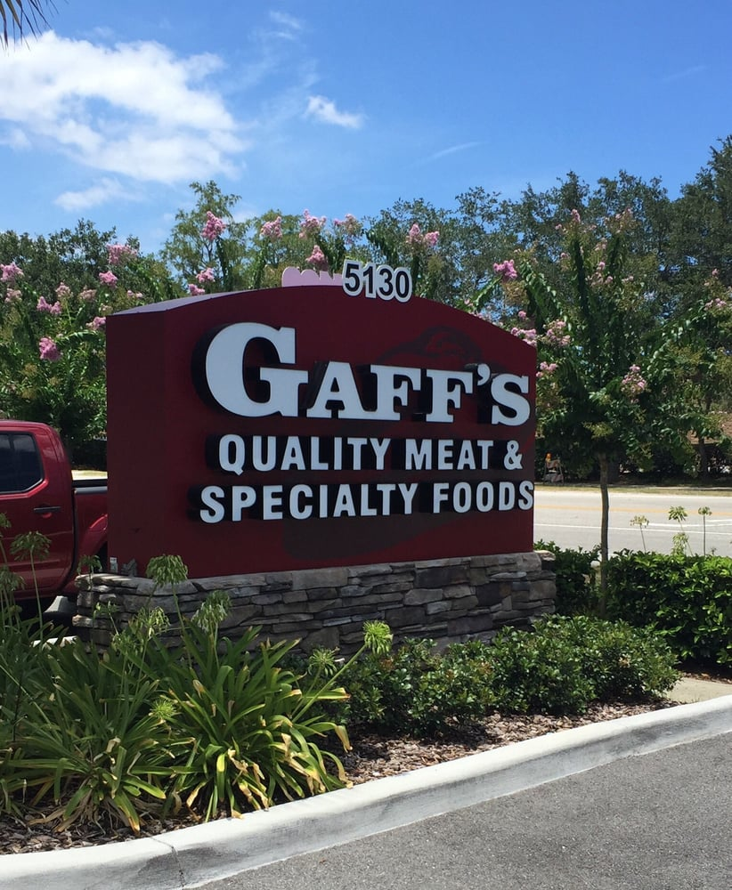 Gaff's Quality Meat And Specialty Foods