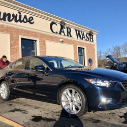 Photo Of Sunrise Car Wash