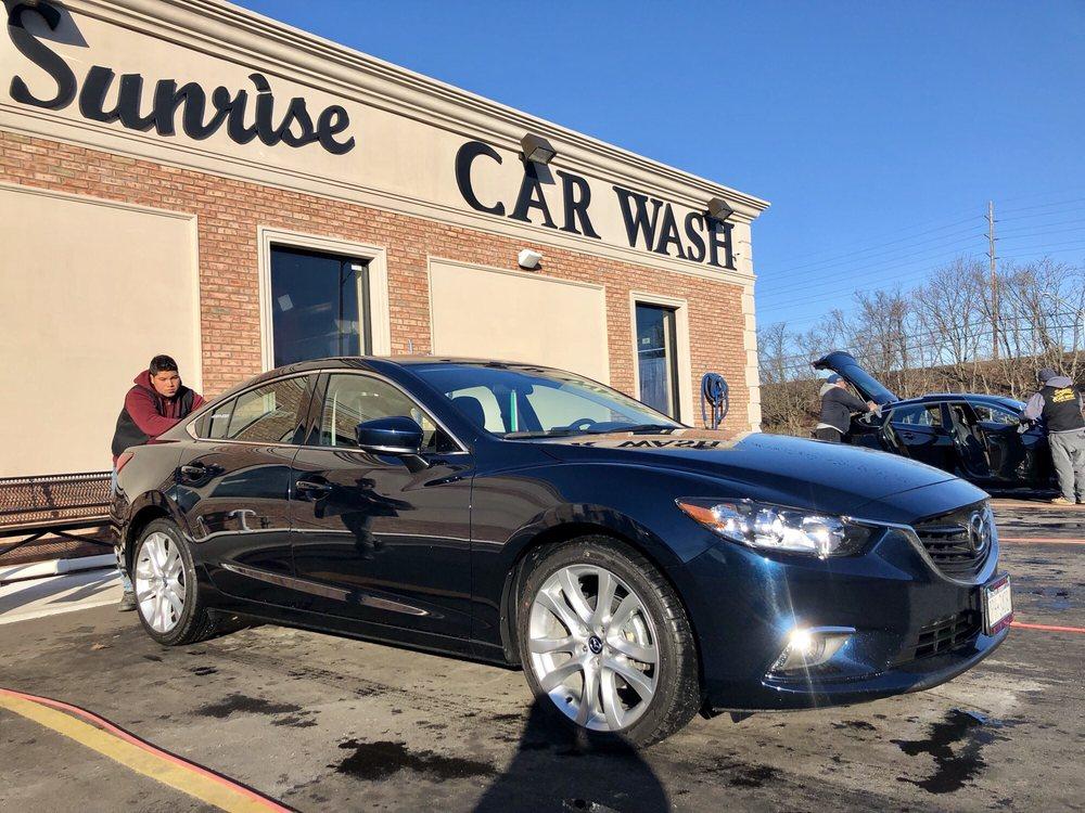 Sunrise Car Wash: 1820 Sunrise Hwy, Merrick, NY