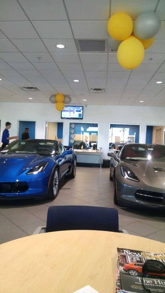 Gateway Chevrolet is amazing! Chris and Paul are the best! - Yelp