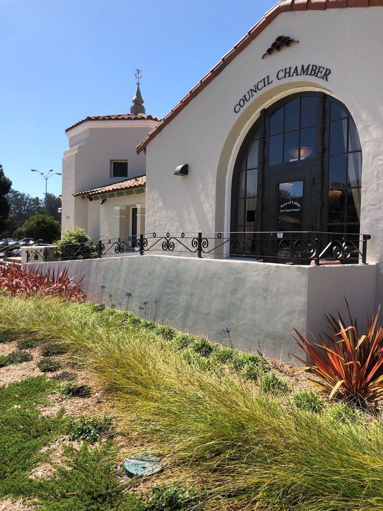Colma Town Hall: 1198 El Camino Real, Daly City, CA