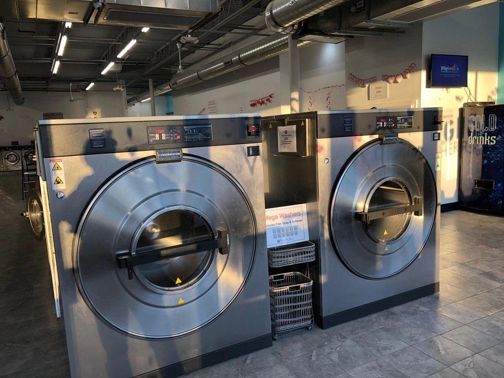 Laundry Magic Super Laundromat - 11 Photos - Laundromat ...
