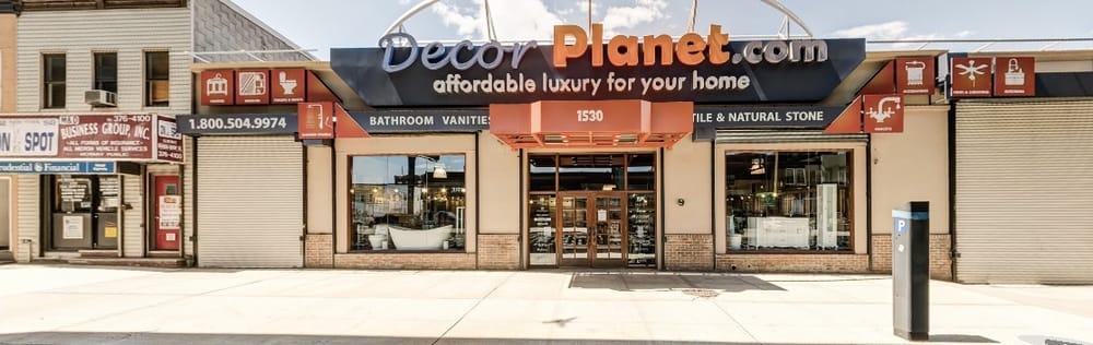 Decor planet 21 photos kitchen bath 1530 mcdonald for Decor planet