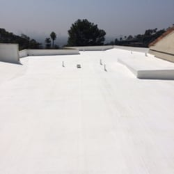 Photo Of Roof Rx   Los Angeles, CA, United States. White Solar Reflective
