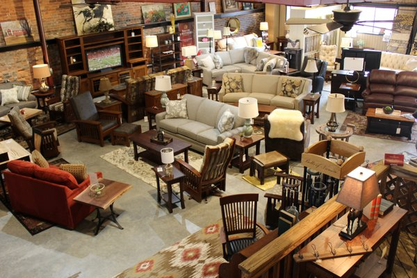 Foothills Amish Furniture 106 E Rutherford St Landrum, SC Furniture Stores    MapQuest