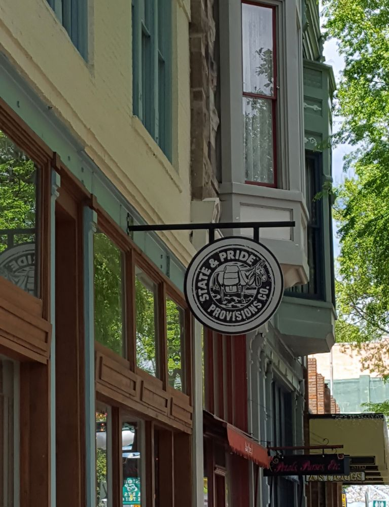 State & Pride Provisions Company: 518 Central Ave, Hot Springs, AR