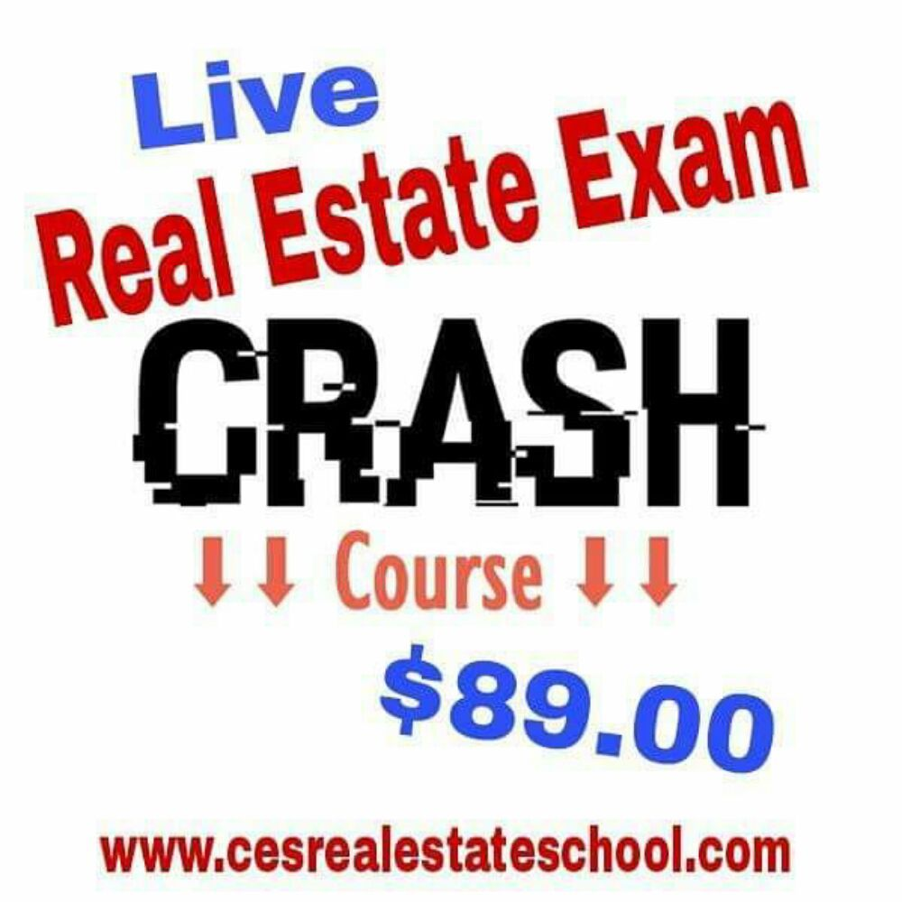 Pass the real estate exam first time  - Yelp