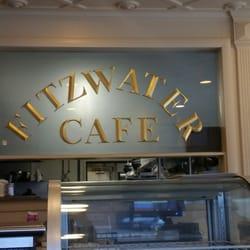 Fitzwater Cafe Philadelphia Menu