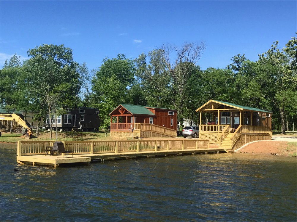 Lease an RV spot to create your own Lake Fork getaway - Yelp