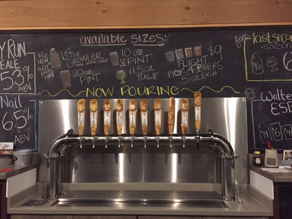 Talking Waters Brewing: 205 S 1st St, Montevideo, MN