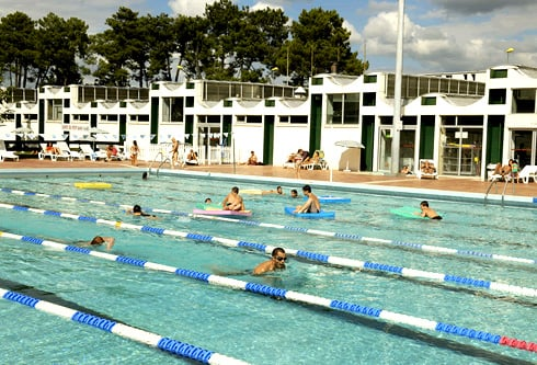Stade nautique h deschamps piscines ave de thouars Piscine thouars