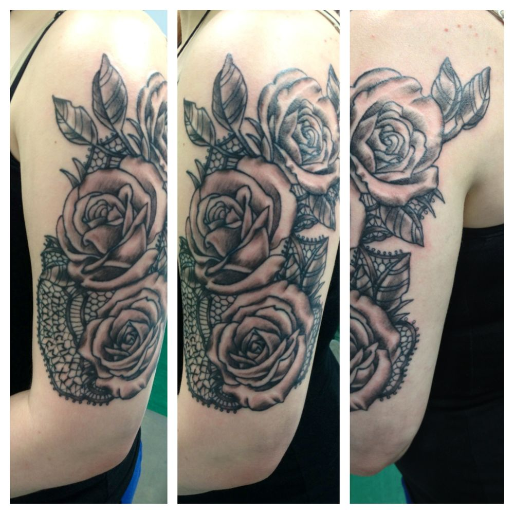 dead man s hand custom tattoo body piercing 17 fotos