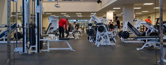 RIT Wiedman Fitness Center