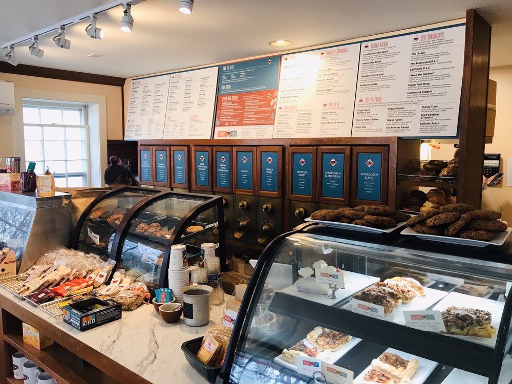 Stagecoach Coffee: 31 Pioneer St, Cooperstown, NY