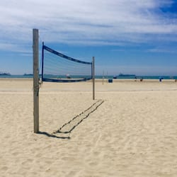 Photo Of Granada Volleyball Courts Long Beach Ca United States