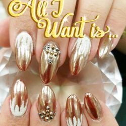 Photo Of Ling Nails Jacksonville Fl United States By Sarah