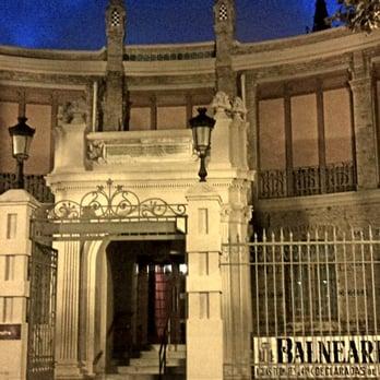 Balneario alameda balnearios medicinales carrer d - Balneario la alameda valencia ...