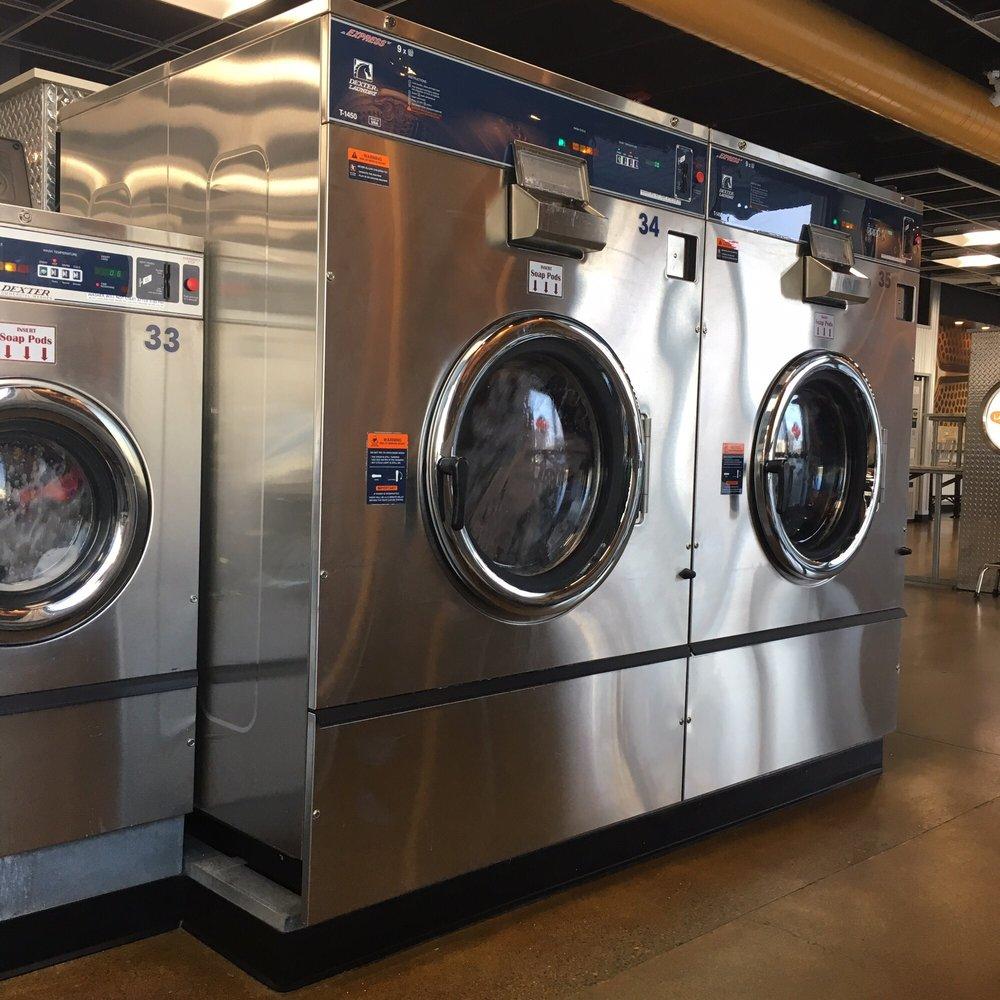 Snohomish Laundry Company: 121 Glen Ave, Snohomish, WA