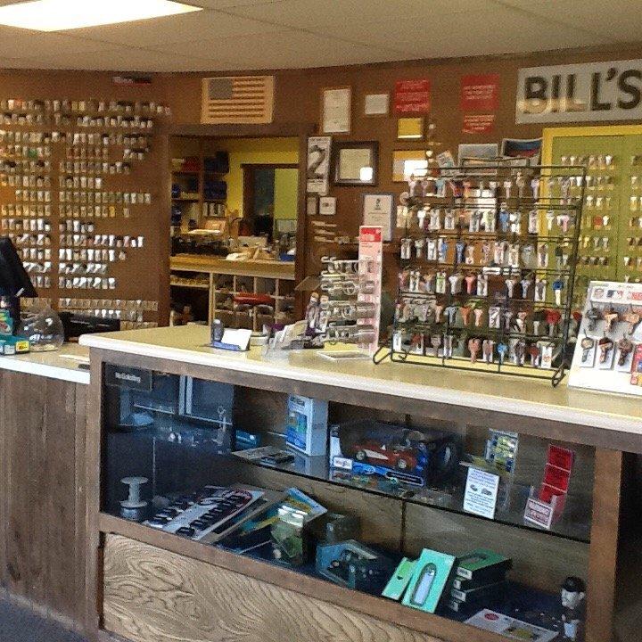 Bill's Lock & Safe Service: 860 Piner Rd, Santa Rosa, CA