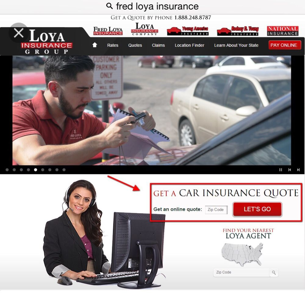 Auto Insurance Quotes Florida: Fred Loya Insurance