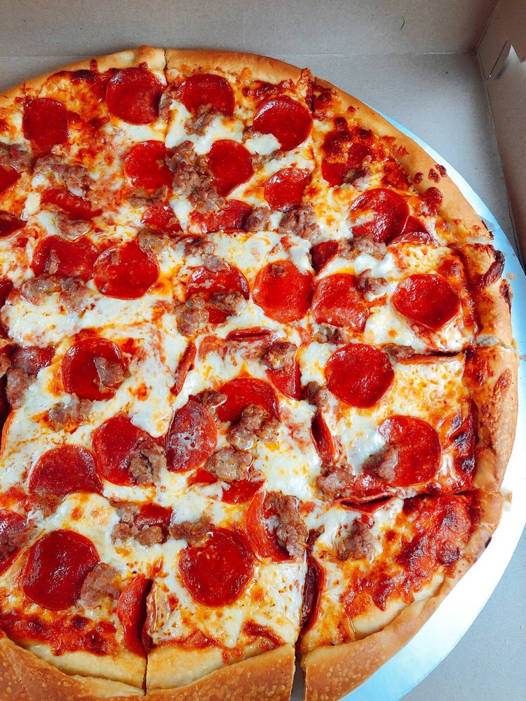 Food from Great Barrington Pizza House