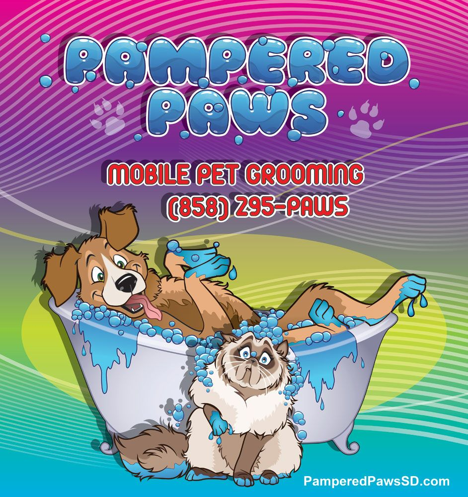Pampered Paws Mobile Pet Grooming
