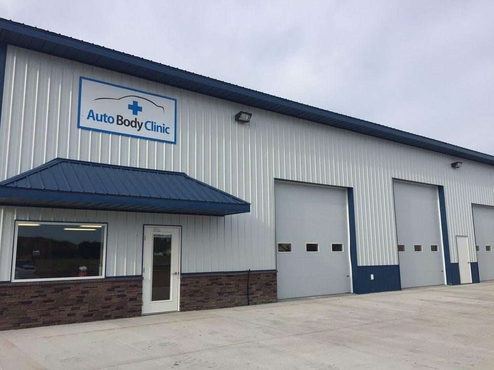 Auto Body Clinic: 670 21st St SW, Huron, SD