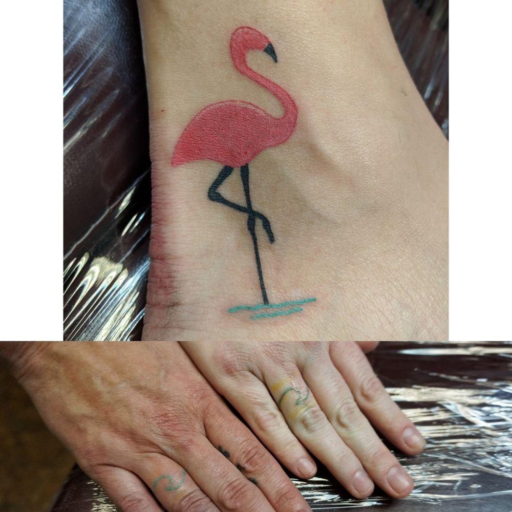 Artistic Mind Tattoos: 204 W College St, Carbondale, IL