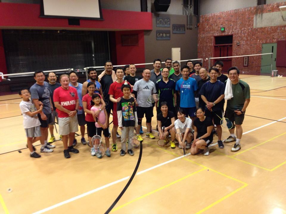 Saddleback Church Badminton Ministry: 1 Saddleback Pkwy, Lake Forest, CA