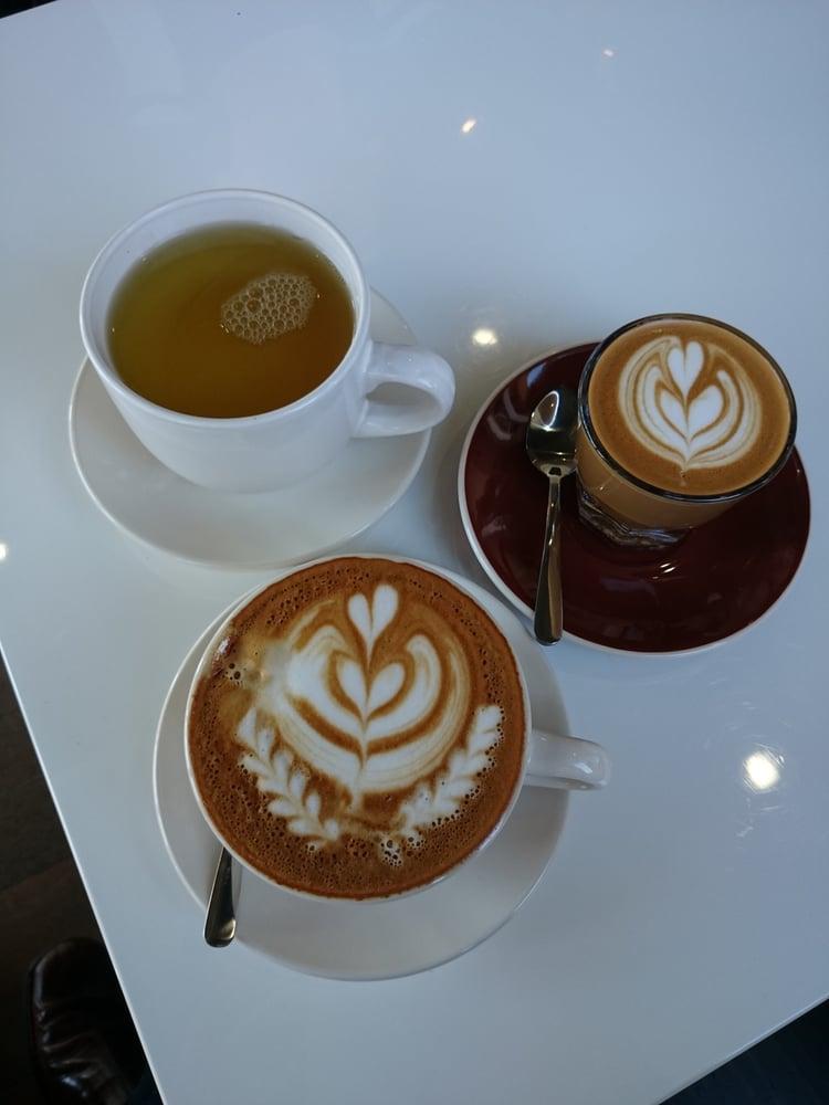 Social Spots from Coffee Code Espresso Bar