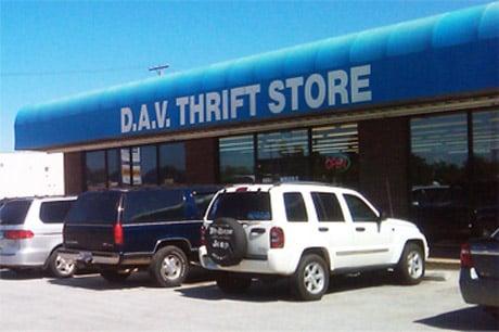 Red Racks Thrift Store: 1201 E 7th St, Joplin, MO