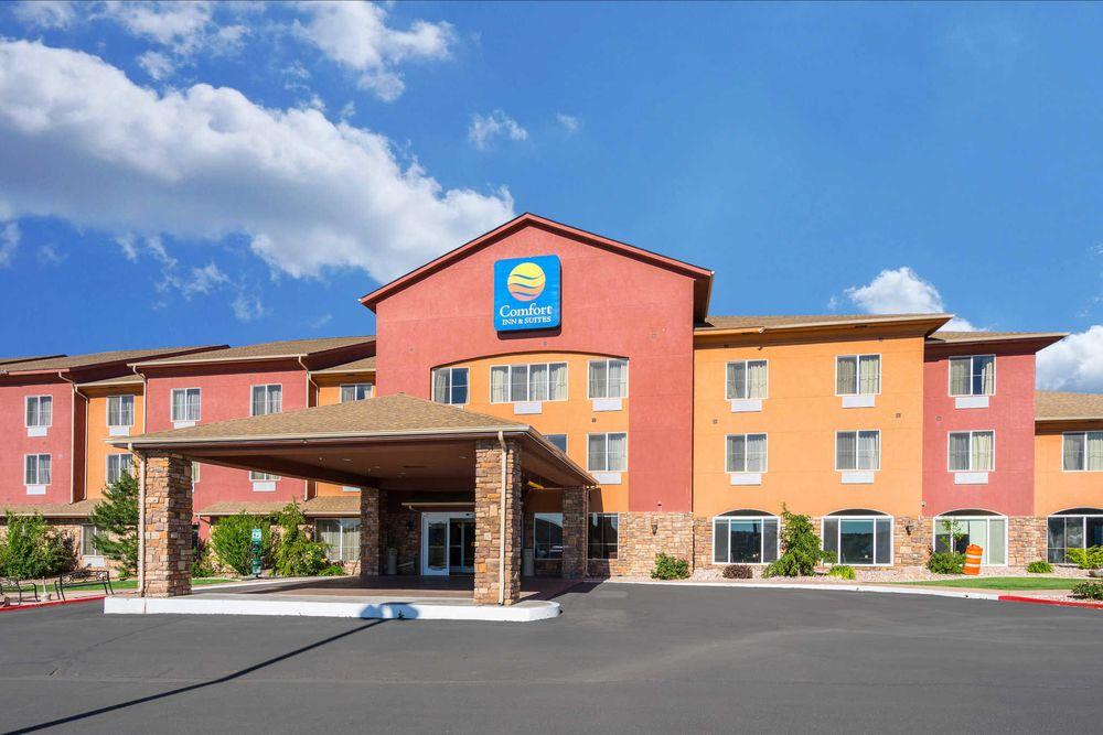 Comfort Inn & Suites: 1288 S Main St, Cedar City, UT