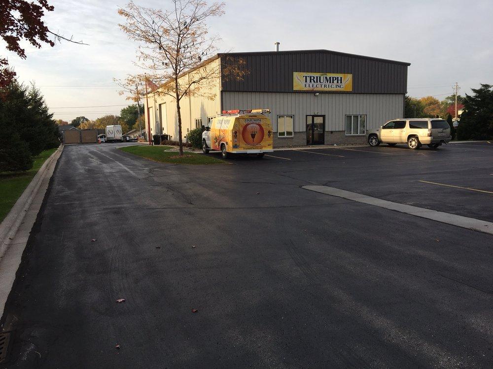 Triumph Electric: 429 W Northland Ave, Appleton, WI