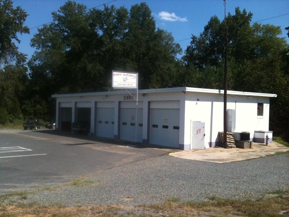 Endy Imports: 25114 Hwy 24/27, Albemarle, NC