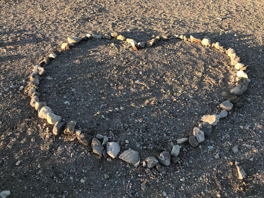 Range Stone Ponto Turistico ~ Laughlin stone labyrinths fotos e avaliações