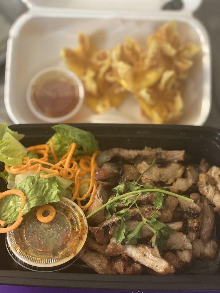 Food from Bangkok Street Food