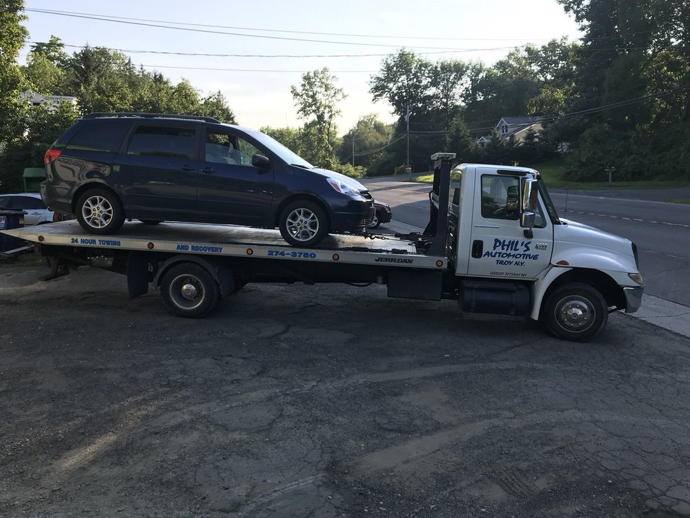 Towing business in Troy, NY