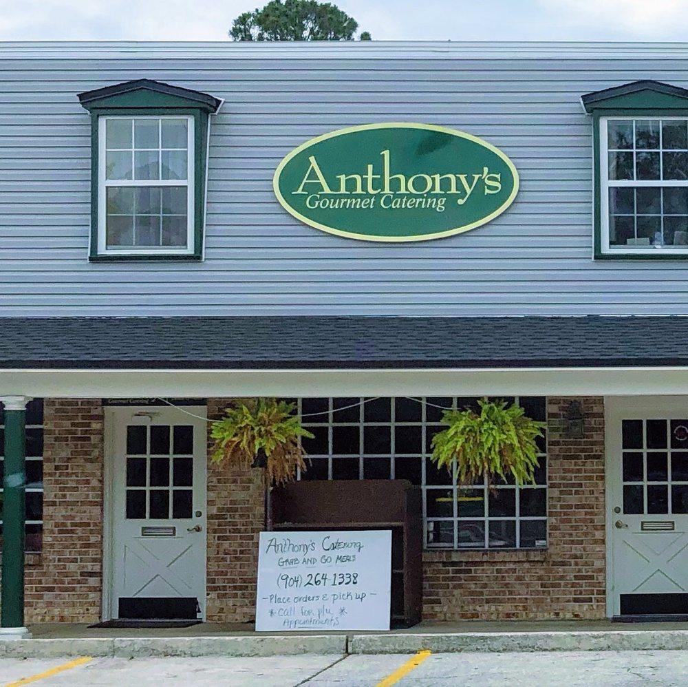 Anthony's Gourmet Catering: 670 Kingsley Ave, Orange Park, FL