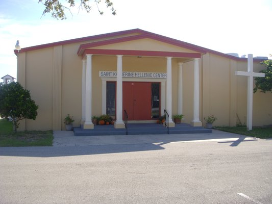 St  Katherine Greek Orthodox Church 5965 N Wickham Rd