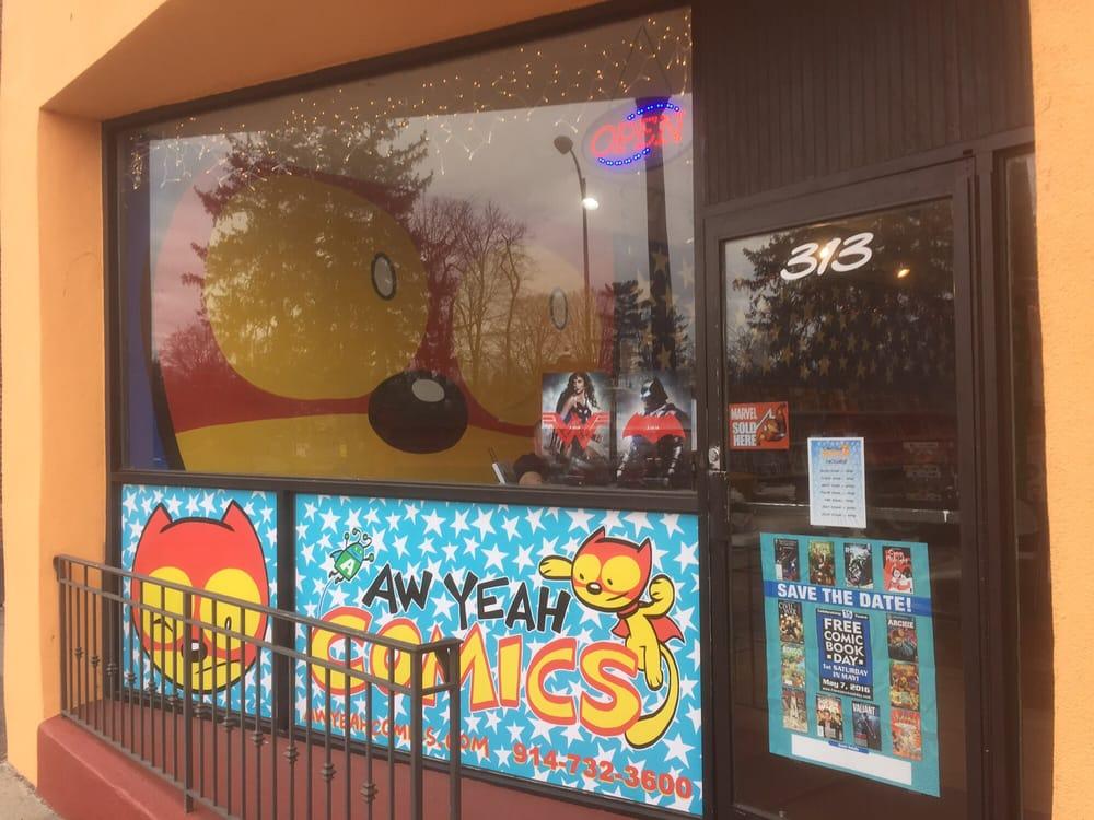 Aw Yeah Comics: 313 Halstead Ave, Harrison, NY