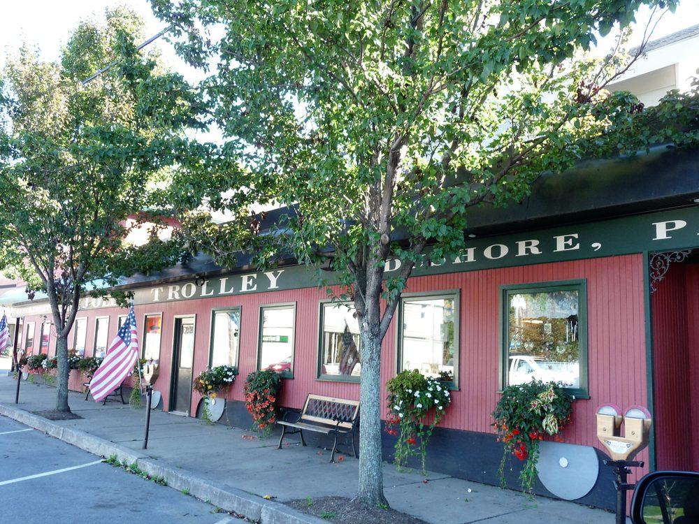Jolly Trolley: 101 Main St, Dushore, PA