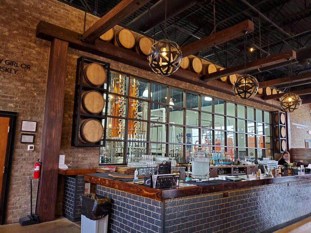 Twelve 33 Distillery: 593 Hwy 90 E, Little River, SC