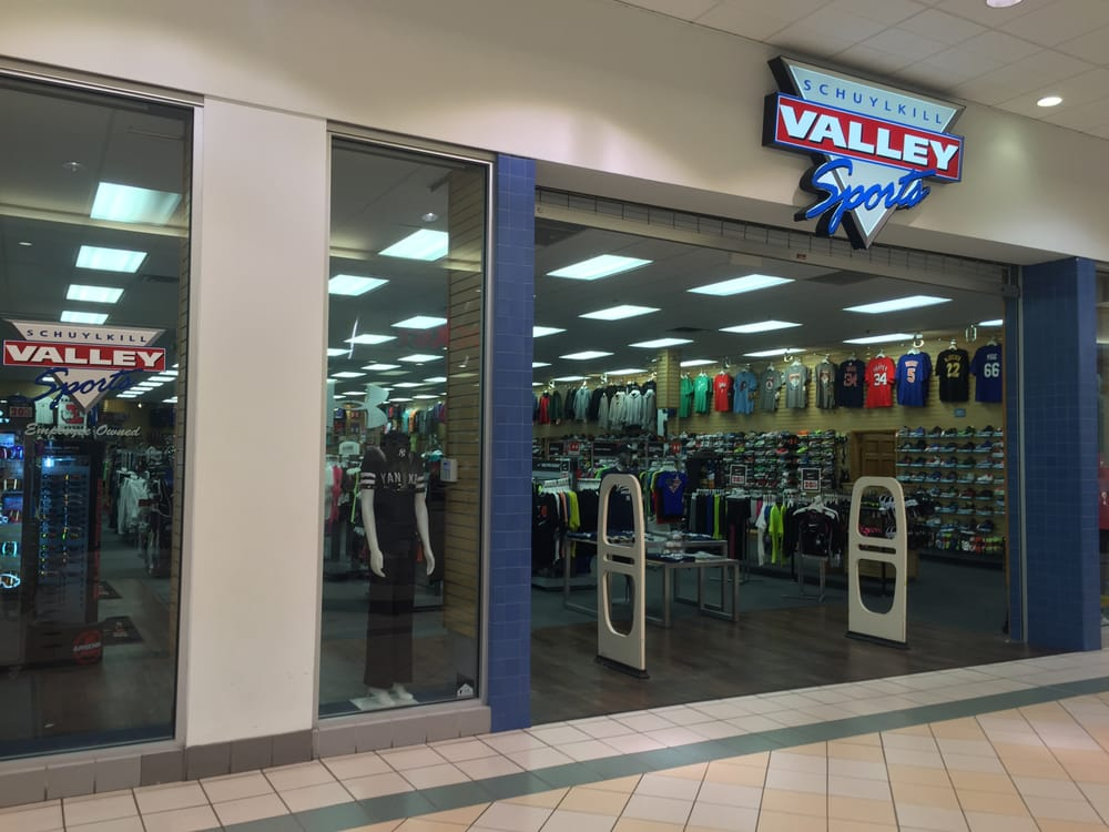Schuylkill Valley Sports: Palmer Park Mall, Easton, PA