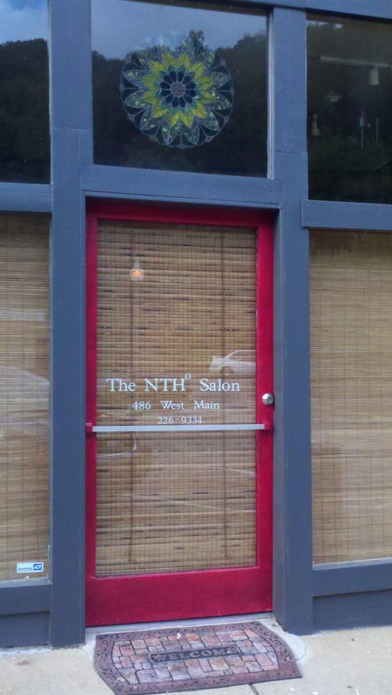 The NTH Degree Salon: 486 W Main St, Sylva, NC