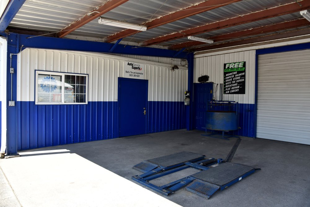 Reid's Tire & Automotive: 4790 Brooklake Rd NE, Salem, OR